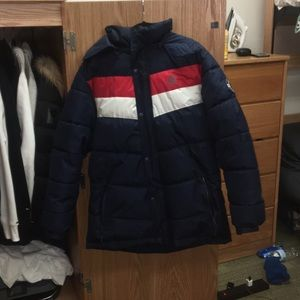 Reebok Puffer Winter Coat